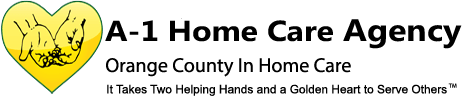 A-1 Home Care Registered Logo