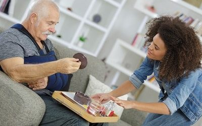 Diabetes In-Home Care: Live Longer with Less Disabilities