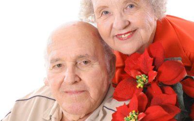 The Red Hat Society for Elderly Women